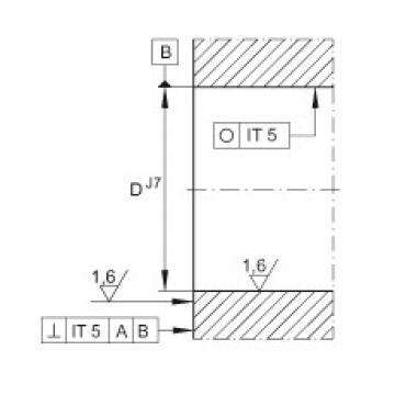 FAG Angular contact ball bearing units - DKLFA1575-2RS