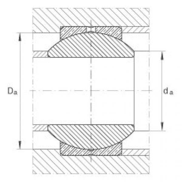 FAG Radial spherical plain bearings - GE14-PB #2 image