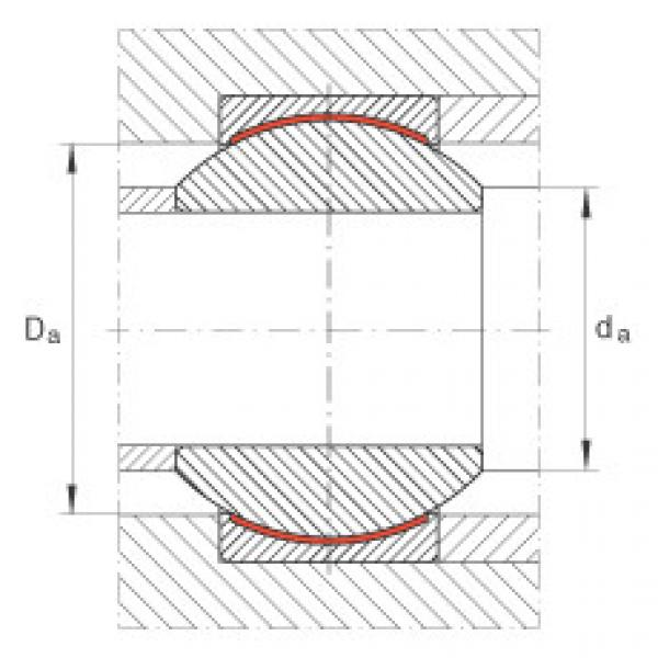 FAG Radial spherical plain bearings - GE16-PW #2 image