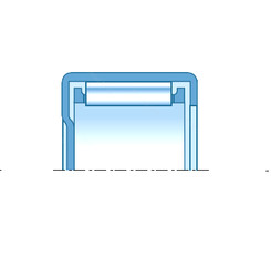 المحامل BKS17X23.8X31.6 NTN
