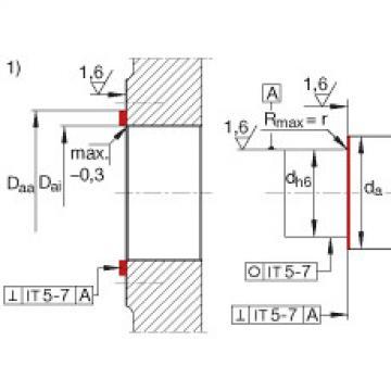 FAG Angular contact ball bearing units - ZKLR1547-2RS