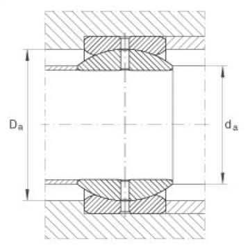FAG Radial spherical plain bearings - GE25-ZO