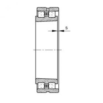 FAG محامل أسطوانية - NN3014-AS-K-M-SP