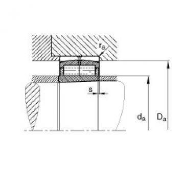 FAG محامل أسطوانية - Z-566290.ZL-K-C3