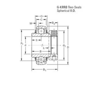 المحامل G1110KRRB Timken
