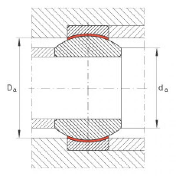 FAG Radial spherical plain bearings - GE20-FW #2 image