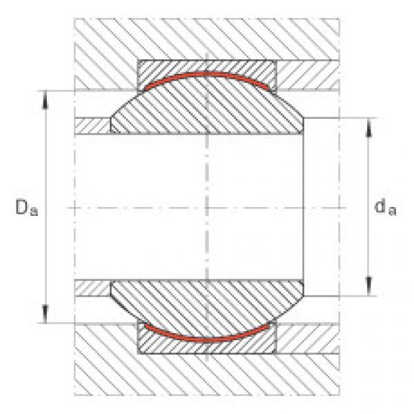 FAG Radial spherical plain bearings - GE14-PW #2 image