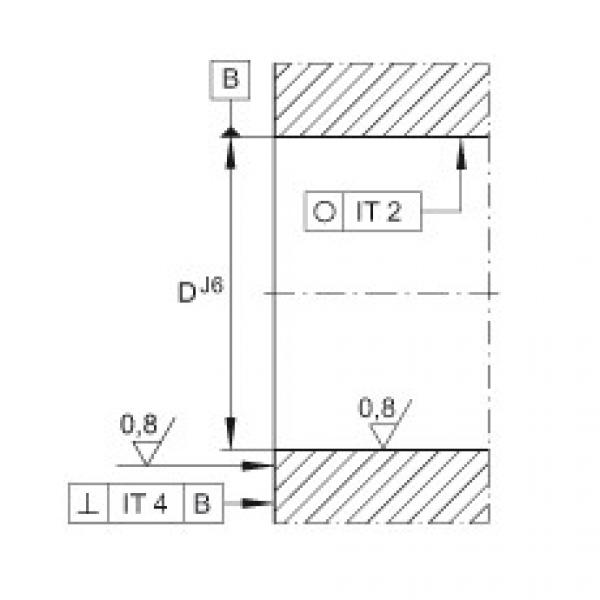FAG Angular contact ball bearing units - ZKLFA1563-2RS #2 image