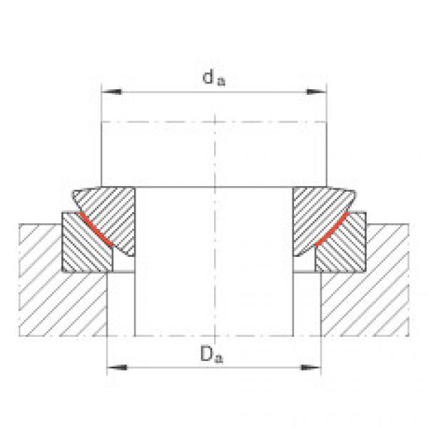FAG Axial spherical plain bearings - GE20-AW #2 image
