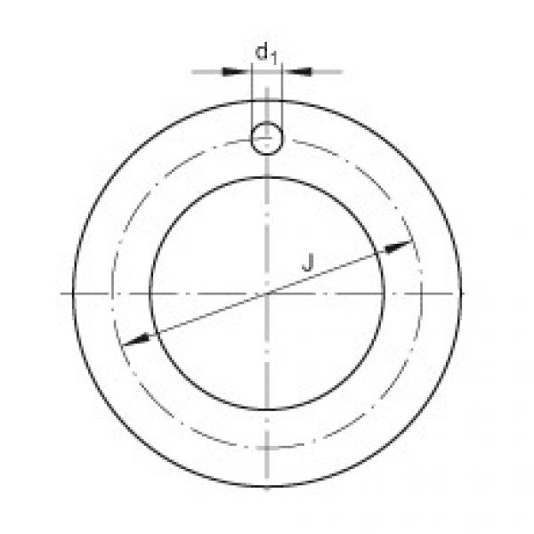 FAG Thrust washers - EGW16-E40-B #2 image