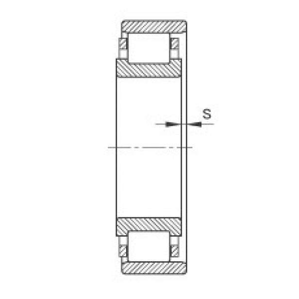 FAG محامل أسطوانية - N204-E-XL-TVP2 #2 image