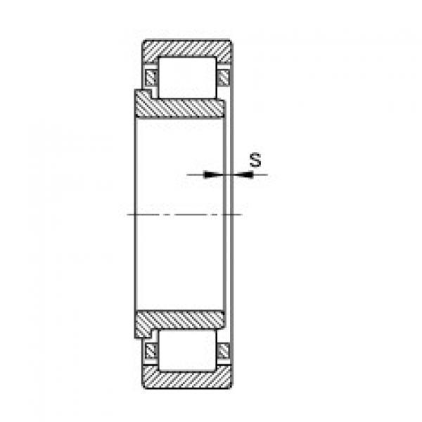 FAG محامل أسطوانية - NJ2304-E-XL-TVP2 #2 image