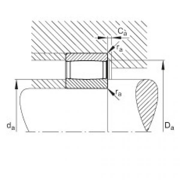 FAG محامل حلقية - C2214-XL-V #3 image