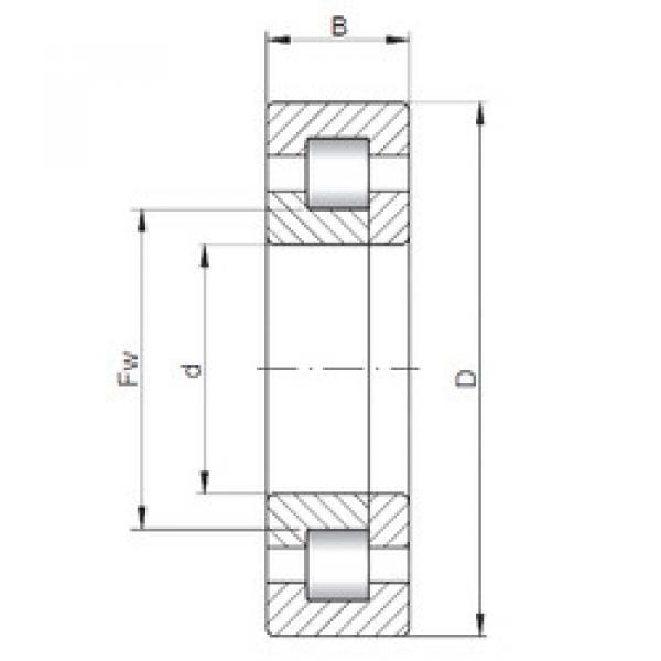 المحامل NUP236 ISO #1 image