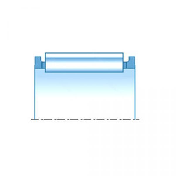 المحامل GK27.5X33.5X21.8 NTN #1 image