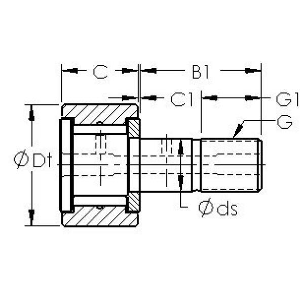 المحامل CF40 AST #1 image